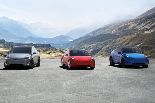 Tesla: les ventes chutent de 39% aux Etats-Unis