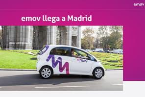 PSA se lance dans l'autopartage à Madrid avec Vulog