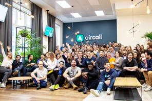 Le français Aircall lève 120millions de dollars et devient une licorne