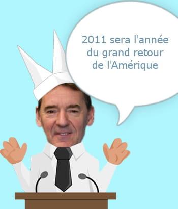 jim o'neill, président de goldman sachs assets management, le 27décembre2010.