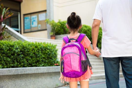 Demande d'inscription scolaire hors secteur
