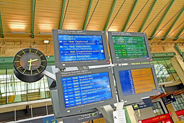 Lettre de réclamation pour train annulé
