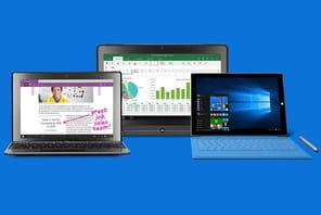 Ce qui a disparu avec Windows 10
