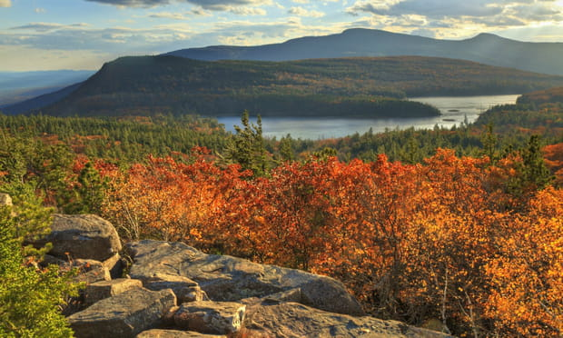 Catskills (USA) : new-yorkaises