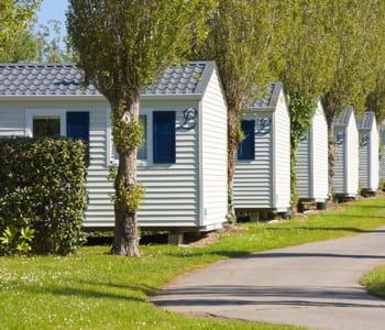 la location et la distribution de mobil homes explose en france.