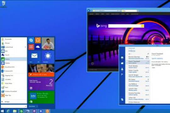 Windows 10 : calendrier et fonctionnalités prévues