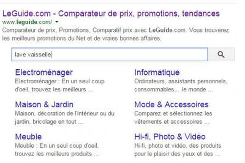 Nouvelle Search Box: Google, mis en demeure, fait marche arrière