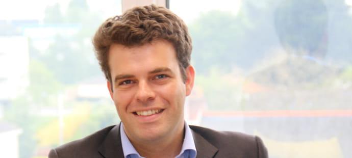 """Victor Bernard (Crédit Agricole Atlantique Vendée):""""Nous avons créé une structure digitale éphémère"""""""