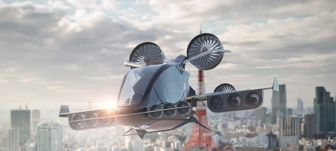 Hyperloop, taxi volant… Comment Toulouse attire les transports du futur