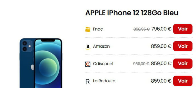 iPhone 12: faites le plein de promotions pour les French days