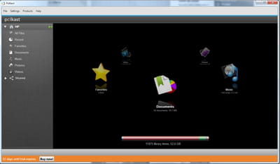 l'application mobile polkast sur pc.