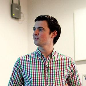 fraser doherty, 22 ans,a fait fortune en vendant des confitures.