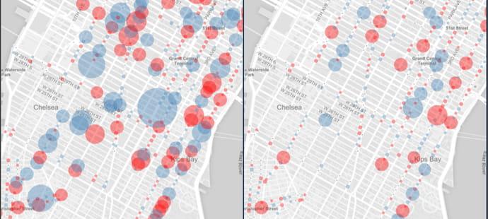 A New York, les données et l'IA pour déjouer la mort sur les routes