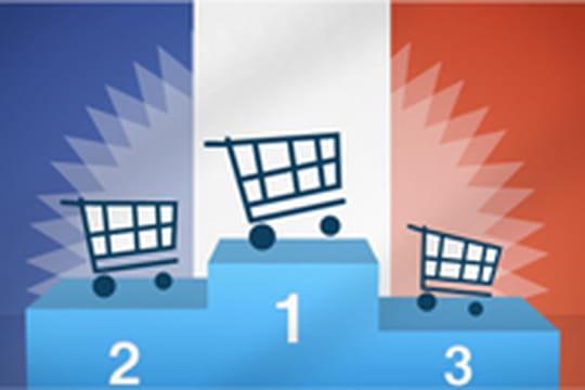 Les e-commerçants français classés par chiffre d'affaires