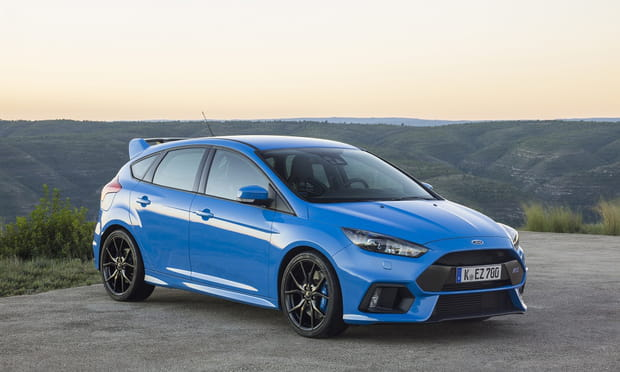 la ford focus rs 2016 partir de 38 000 euros d 39 occasion. Black Bedroom Furniture Sets. Home Design Ideas