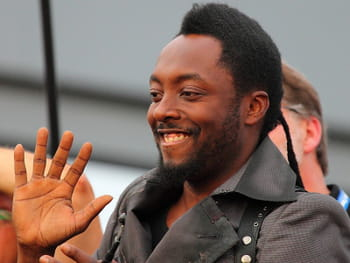 le chanteur des black eyed peas will.i.am