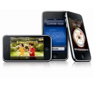 l'iphone 3gs fera partie des cadeaux high tech les plus offerts à noël.