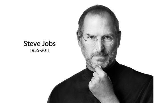 Steve Jobs: une carrière hors normes en images