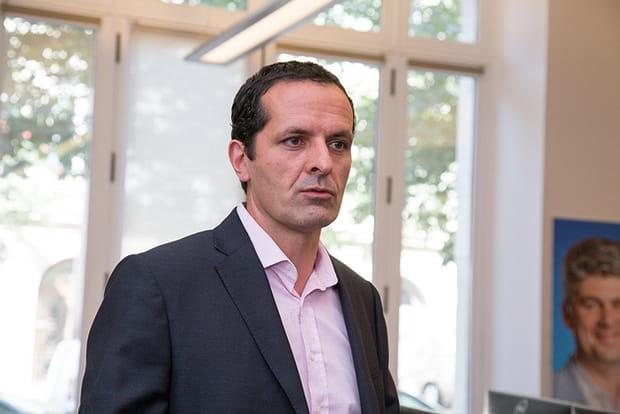 """Pierre-Yves """"Pitch"""" Chevalier, le directeur de l'ingénierie Search"""