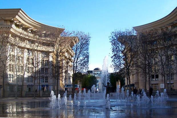 21ème. Montpellier : 87,2% des locaux éligibles au Très Haut Débit