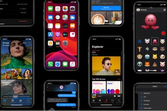iOS13.4:les nouveautés à la loupe... en attendant iOS14