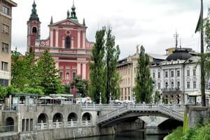 une vue de slovénie.