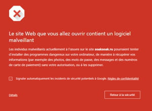 le danger pour un site transformé en botnet par un code malicieux, c'est aussi