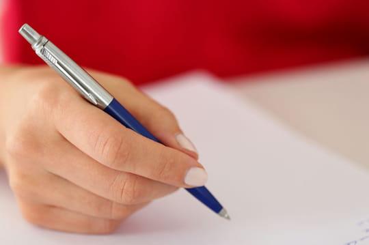Graphologie: ce que votre signature dit de vous