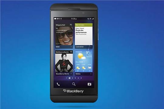 Blackberry: le chiffre d'affaires déçoit le marché