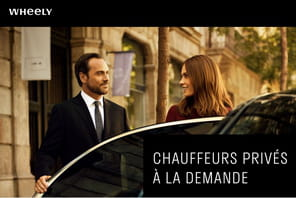 Grosses Mercedes et gros tarifs: le VTC Wheely à l'assaut des Parisiens aisés