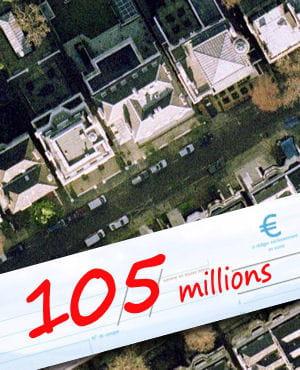 une vue aérienne de la maison de elena franchuk.