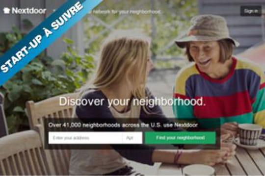 Start-up à suivre : Nextdoor, le Facebook des voisins
