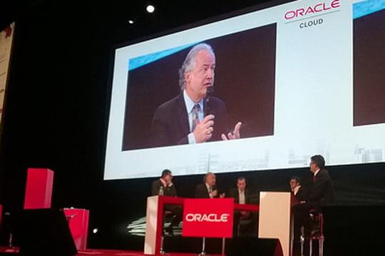 """Oracle CloudWorld : des témoignages du Cac 40, mais sans """"bannir"""" les DSI"""