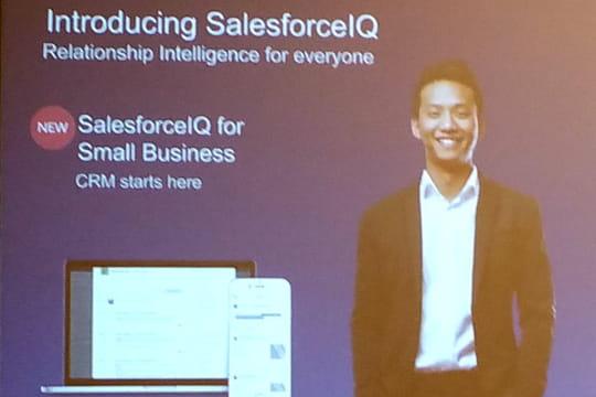 SalesforceIQ : pour ajouter de l'intelligence à la relation client