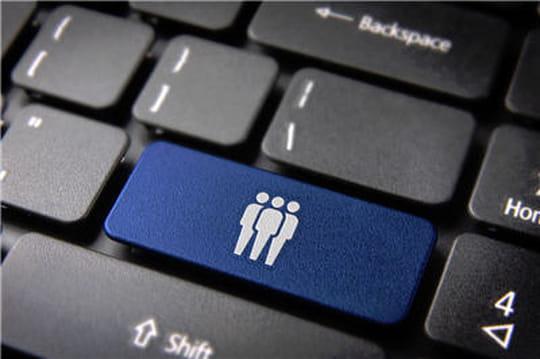 Etude Deloitte collaboration sociale (usages en Europe et France)