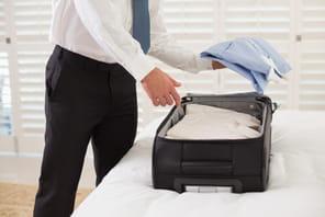 8astuces pour bien faire sa valise avant unvoyaged'affaires