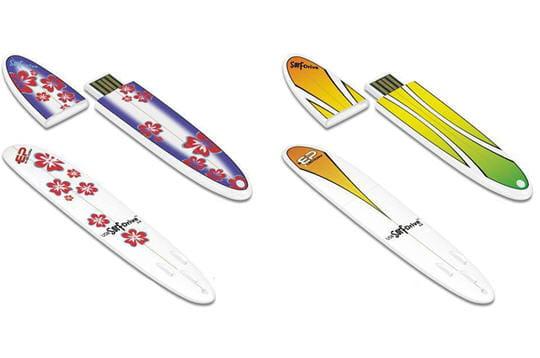 Clé planche de surf