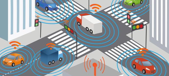 Avec Scoop, PSA et Renault préparent un Waze automatisé