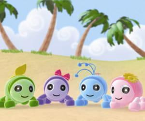 s'adressant aux tout-petits, la série animée 3d world of oo dispose d'un large