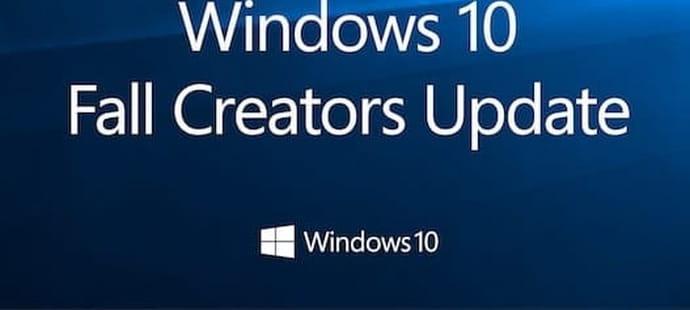 Windows 10Fall Creators sera la prochaine mise à jour de Windows 10