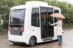 EasyMile lève 55millions d'euros pour commercialiser ses véhicules autonomes