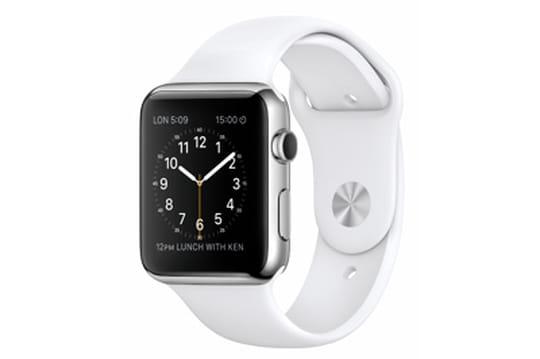Les montres connectées devraient bientôt envahir les entreprises