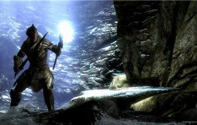capture d'écran officielle du jeu.