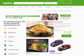 Comment Groupon tente un come-back