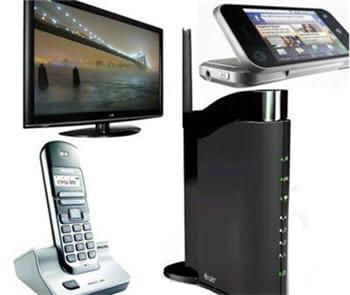 une multiplication des offres tv, internet, téléphonie fixe et mobile