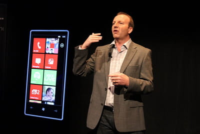 présentation de windows phone 7.