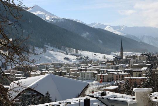 Les coulisses de Davos, capitalemondialeducapitalisme