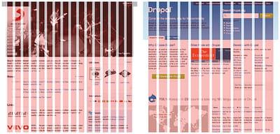 figure 5-6 : le principe des grilles illustré