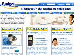 le siège de l'opérateur budget telecom se trouve à montpellier.