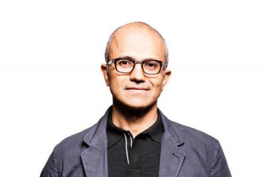 Satya Nadella devrait remplacer Steve Ballmer à la tête de Microsoft